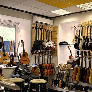 Музыкальные магазины Власово