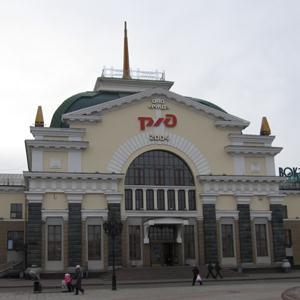Железнодорожные вокзалы Власово